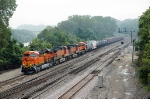 BNSF 6642 - Kansas City, KS - 9/19/10