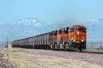 BNSF 7200 - Rocket Site, CA - 3/12/10