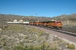 BNSF 7575 - Cajon Pass, CA - 11/13/10
