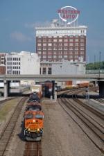 BNSF 7593 - Kansas City, MO - 9/19/10