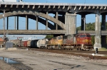 BNSF 8232 - Kansas City, MO - 9/17/10
