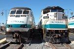 SCAX 876 and 853 - San Bernardino, CA - 2/12/11