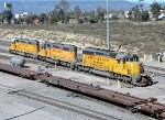 UP 3111 - West Colton Yard, Bloomington, CA - 2/12/11
