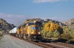 UP 4897 - Victorville (Frost), CA - 11-6-10