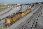 UP 7364 - West Colton Yard, Bloomington, CA - 6/1/11