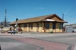 SP Depot - Tehachapi, CA - 3/12/10