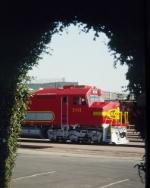 ATSF 101 - San Bernardino, CA - 7/4/89