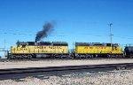 UP 3046 - North Platte, NE - 10/7/86