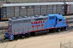 VMVX 6673 - West Colton Yard, Bloomington, CA - 8/31/88
