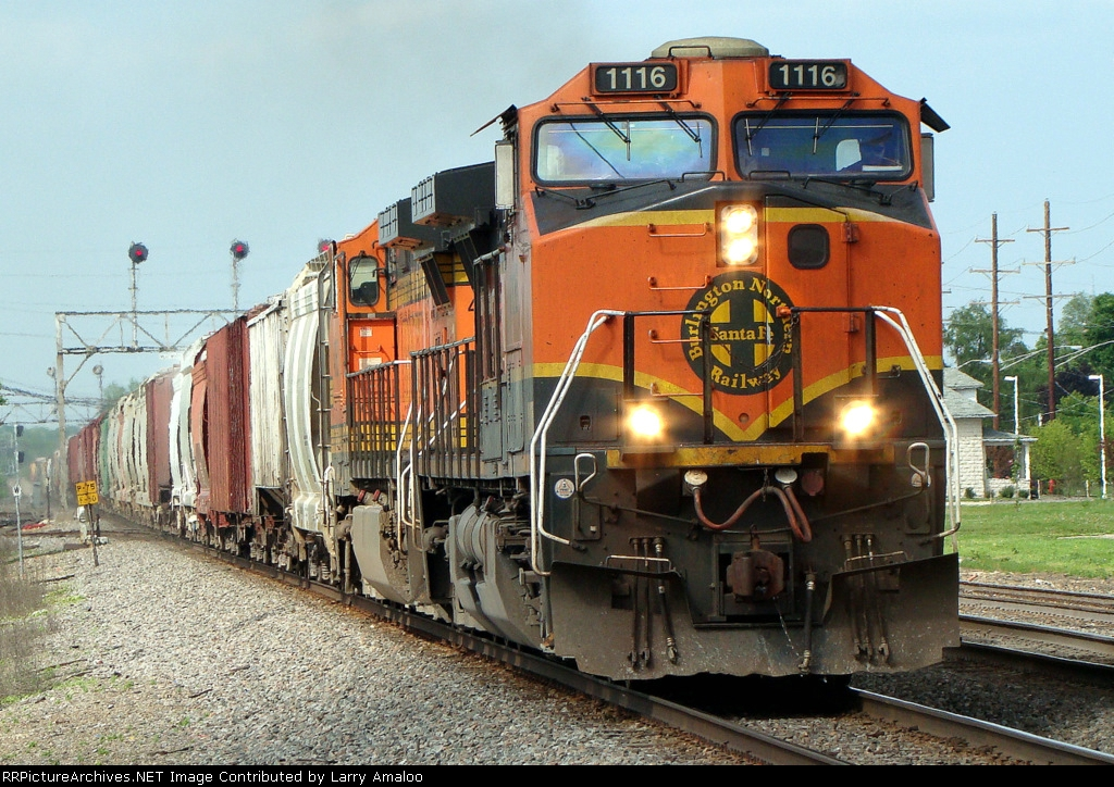 BNSF 1116