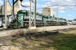 EVWR 6001, 6004, and 6003 sit at the main office