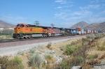 BNSF 4778 - Cajon, CA - 8/14/05