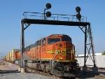 BNSF 8244 - Santa Fe Springs, CA - 3/25/05