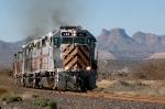 CBRY 403 - Kearny, AZ - 2/9/08