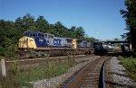 CSXT 7891 - Portage, IN - 9/12/01