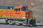 BNSF 4694 - Cajon Pass, CA - 11/6/06