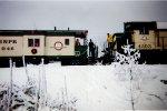 INPR Santa Train