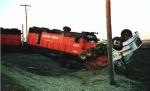 EIRR derailment