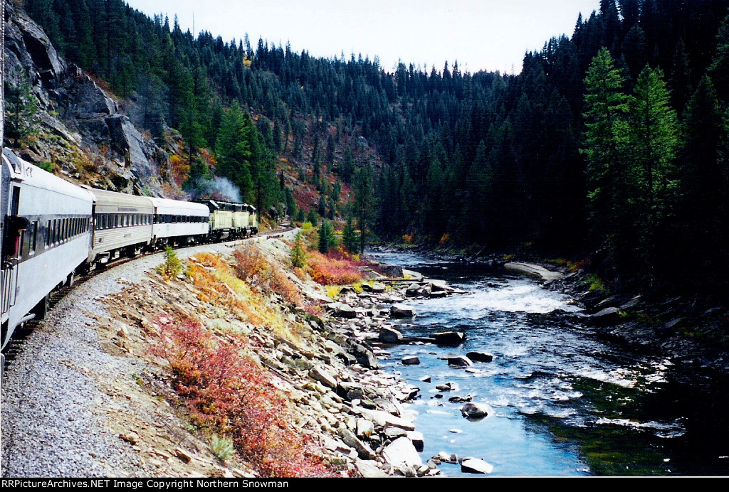 Original Thunder Mountain Line