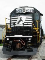 NS EMD SD40E 6324