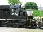NS EMD SD40-E 6324