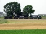 Strasburg EMD SW8 8618, NS EMD SD40E 6324, & EMD BP4 999