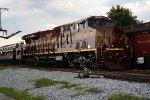 NS 8102; The Pennsylvania Railroad Heritage Unit.
