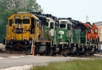 BNSF 3193