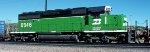 BN 6846 - Martinez, Cajon Pass, CA - 7/3/98