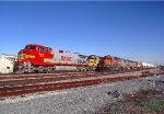 BNSF 727