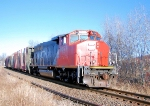 CN 9677 T416 Pushes north to Green Bay, WI
