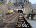 Crossing the Potomac