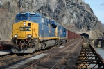 Westbound Ballast Train
