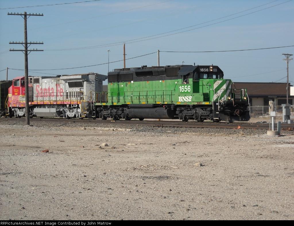 BNSF 1656