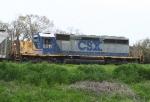 CSX 8011 on M742
