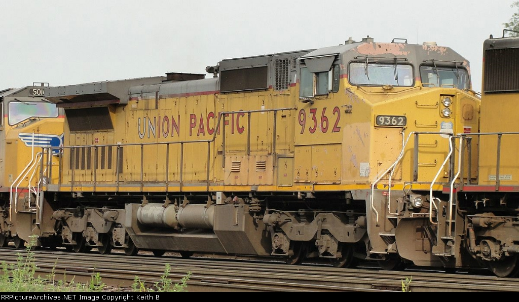 UP 9362