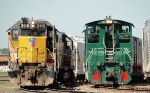 MRS 258 and UP 3115