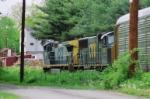CSX 9044 and CSX 4503