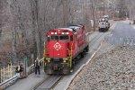 Dualing Locomotives