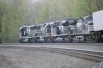 Head past Lilly west NS 6309,6313,2725,and 9206