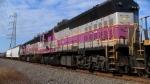 MBTA GP40MC 1123