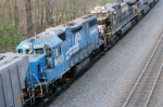 NS 5299 (Still in it Conrail colors..Long live Conrail)