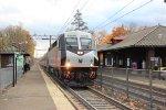 Westbound Train 877