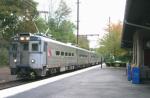 Gladstone Branch train