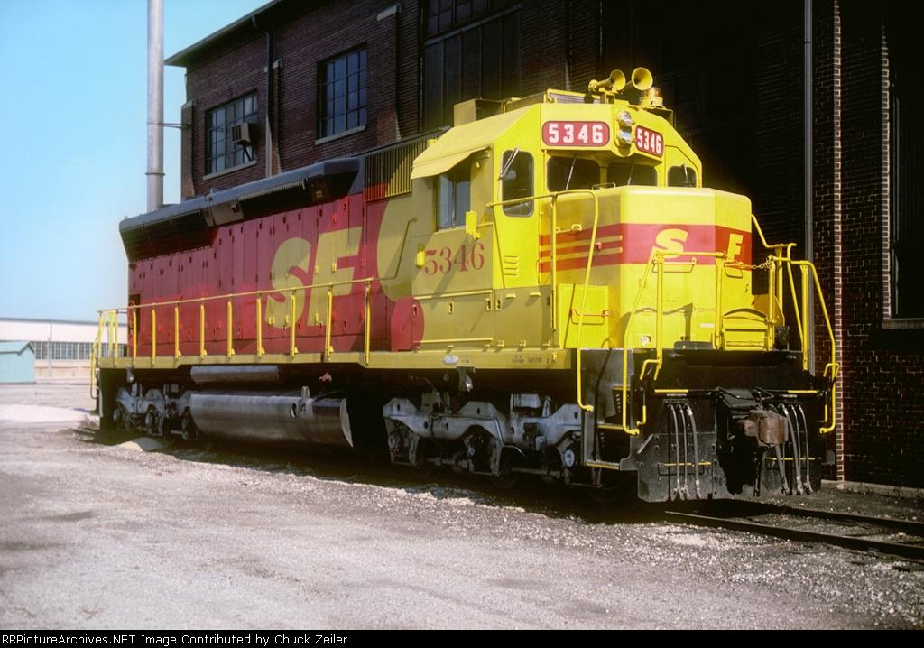 AT&SF SD45u 5346