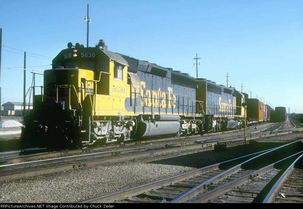 AT&SF SD45-2 5630