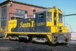 AT&SF SSB1200 1230