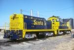 AT&SF SSB1200 1245
