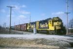 AT&SF GP35u 2836