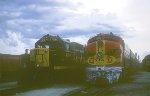 AT&SF GP20 1156